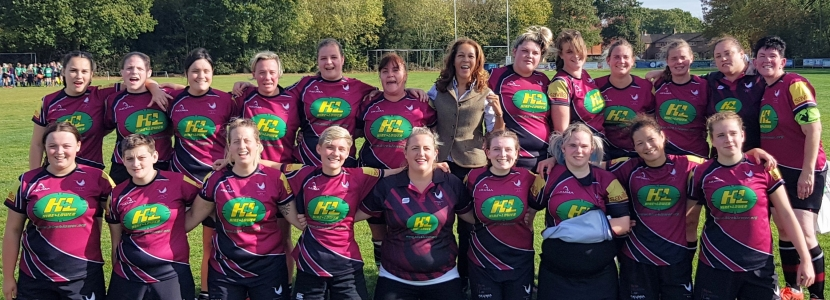 Cranbrook Ladies Rugby Team
