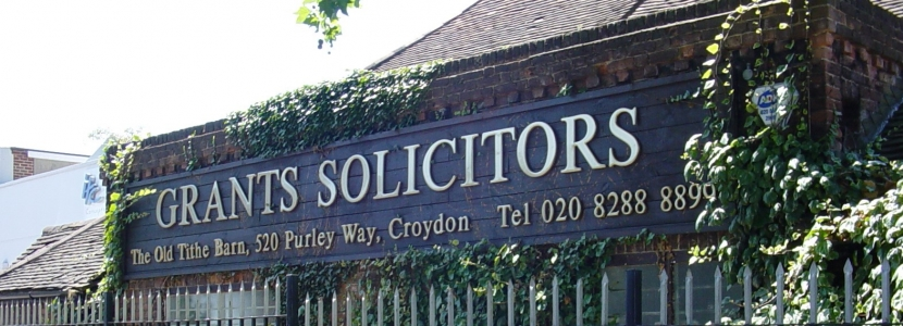 Grants Solicitors LLP